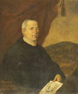 Opat Bernard Rosa 1678